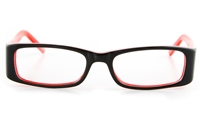 0563 Acetate(ZYL) Womens Full Rim Square Optical Glasses
