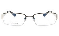 Forever Vision 8103 Stainless Steel Semi-rimless Unisex Optical Glasses