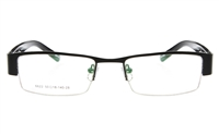 Dolce Luxy 6622 Stainless Steel Semi-rimless Unisex Optical Glasses