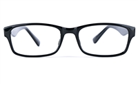 Poesia 3031 Unisex Square Full Rim Optical Glasses